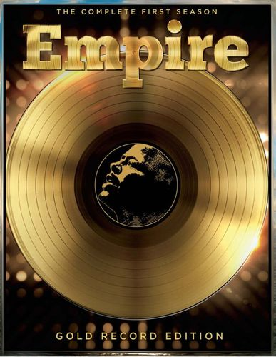 Empire: The Complete First Season Soundtrack [Gold Record Edition] [Blu-Ray Disc] 4575910