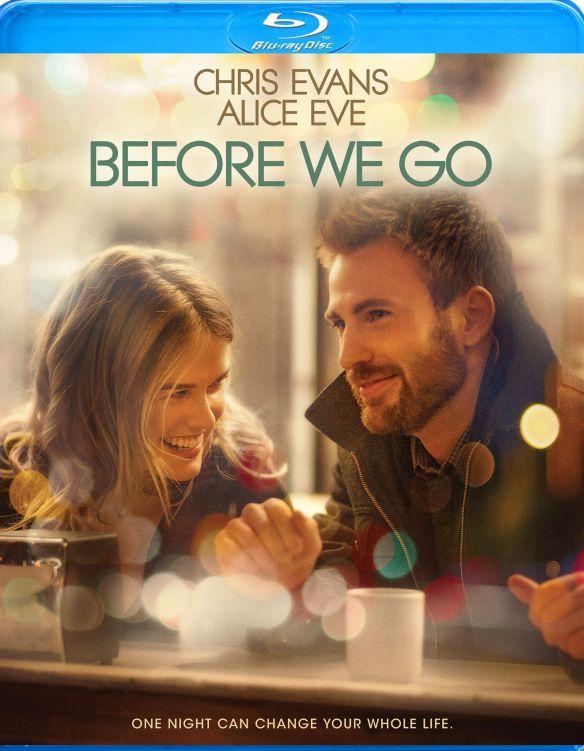 Before We Go [Blu-ray] [2014] 4575911