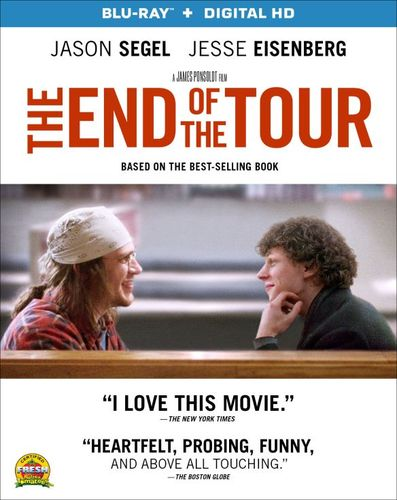 The End of the Tour [Blu-ray] [2015] 4575913