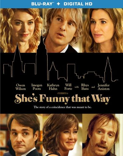 She's Funny That Way [Blu-ray] [2014] 4575914