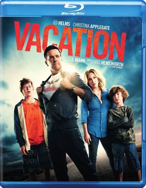 Vacation [Blu-ray/DVD] [2 Discs] [2015] 4575915