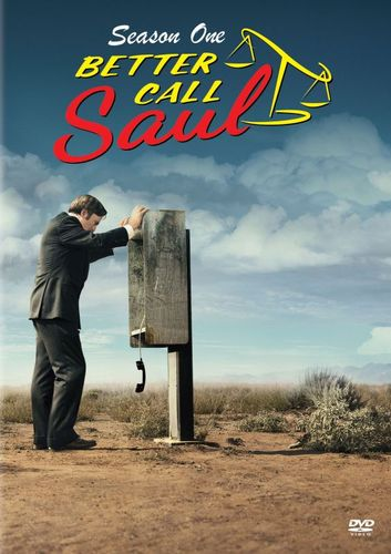 Better Call Saul: Season One [DVD] 4577109