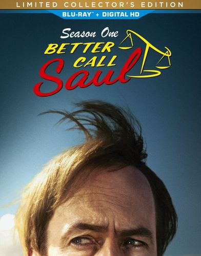 Better Call Saul: Season One [Collector's Edition] [Blu-ray] 4577111