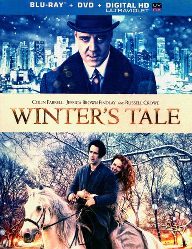 Winter's Tale [2 Discs] [Includes Digital Copy] [UltraViolet] [Blu-ray/DVD] [2014] 4579037