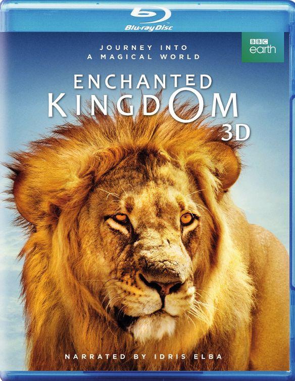 Enchanted Kingdom [3D] [Blu-ray] [Blu-ray/Blu-ray 3D] [2014] 4579909