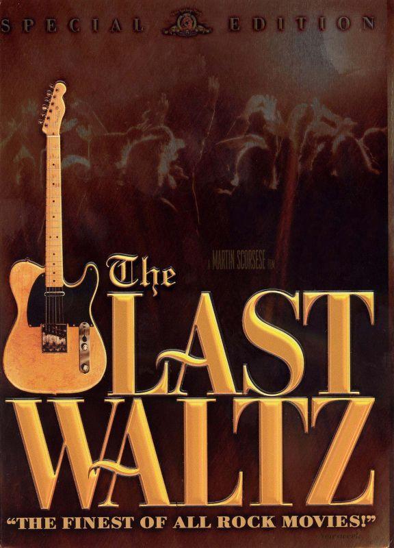 The Last Waltz [WS] [Special Edition] [DVD] [1978] 4581919