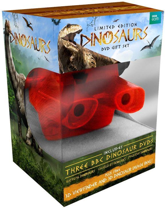 Dinosaur Gift Set [3 Discs] [DVD]
