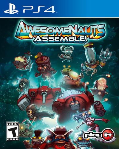 Awesomenauts Assemble - PlayStation 4