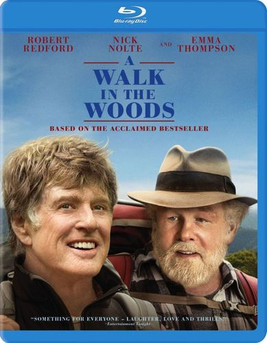 A Walk in the Woods [Blu-ray] [2015] 4584039
