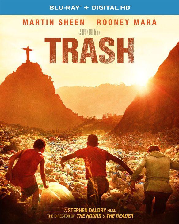 Trash [Includes Digital Copy] [UltraViolet] [Blu-ray] [2014] 4584040