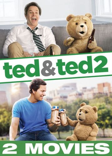 Ted/Ted 2 [DVD] 4584043