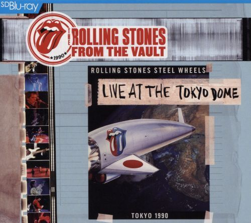 From the Vault: Live at the Tokyo Dome 1990 [CD/Blu-Ray] [CD & Blu-Ray] 4586913