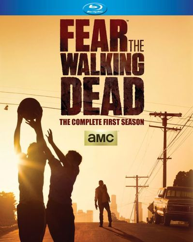 Fear the Walking Dead: The Complete First Season [Blu-ray] 4587802