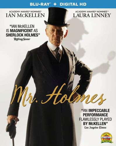 Mr. Holmes [Includes Digital Copy] [UltraViolet] [Blu-ray] [2015] 4595006