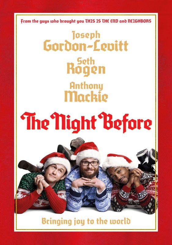 The Night Before [Blu-ray] [2015] 4595078