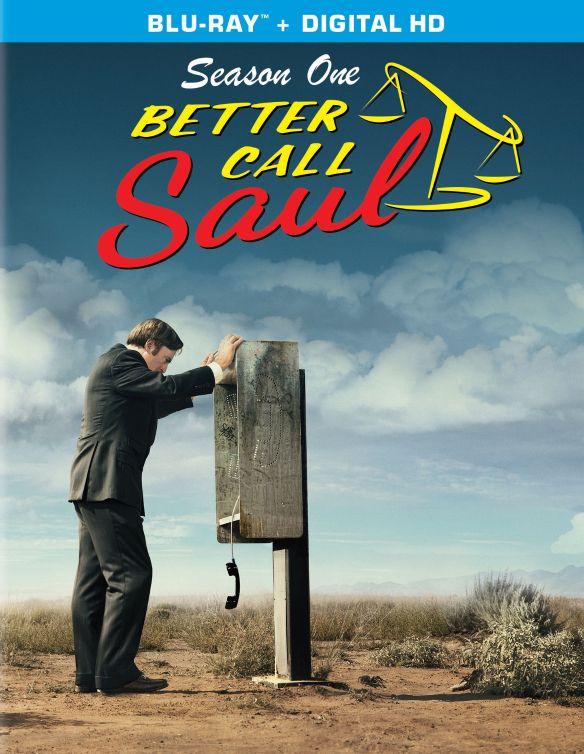 Better Call Saul: Season One [Blu-ray] 4595088