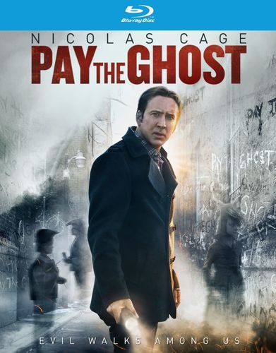 Pay the Ghost [Blu-ray] [2015] 4595089