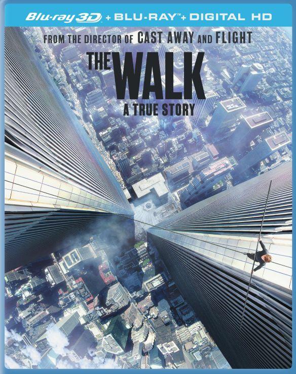 The Walk [Includes Digital Copy] [3D] [Blu-ray] [Blu-ray/Blu-ray 3D] [2015] 4595090
