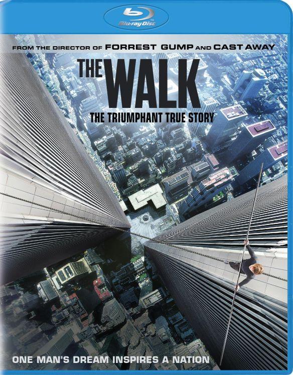 The Walk [Includes Digital Copy] [Blu-ray] [2015] 4595092