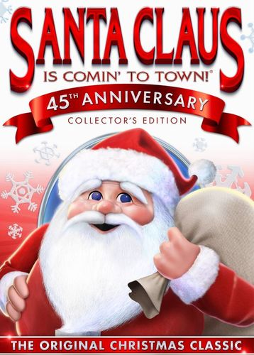 Santa Claus Is Comin' to Town [45th Anniversary] [DVD] [1970] 4595136