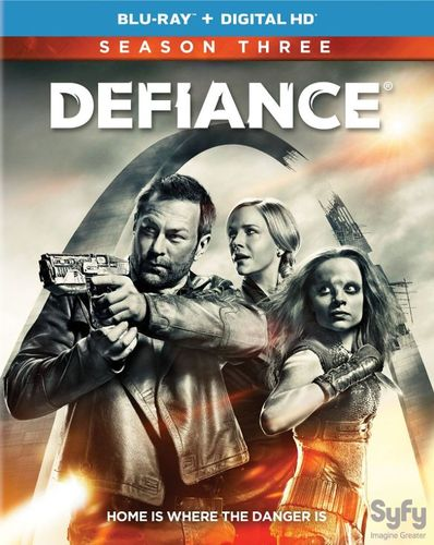 Defiance: Season Three [Includes Digital Copy] [UltraViolet] [Blu-ray] [3 Discs] 4595148