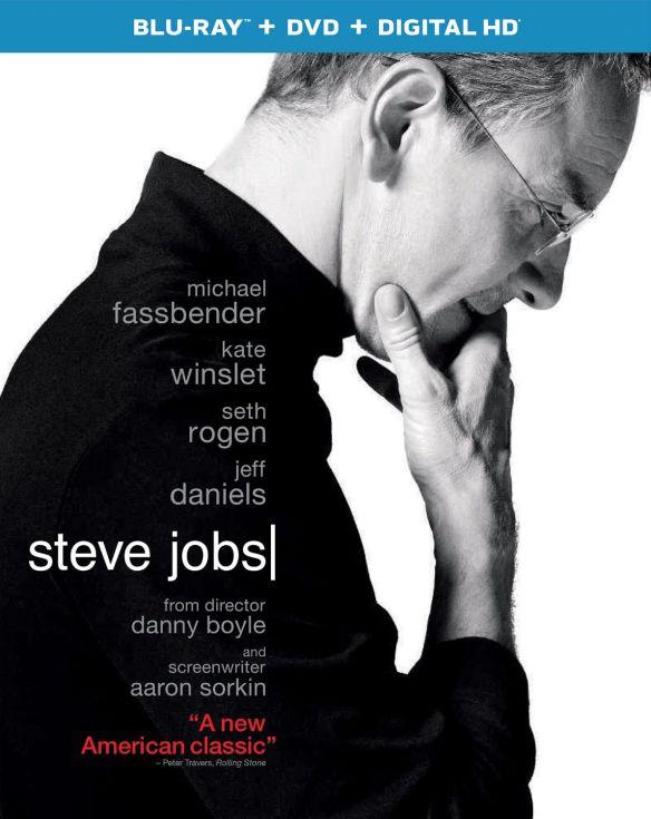 Steve Jobs [Includes Digital Copy] [Blu-ray/DVD] [2015] 4595152