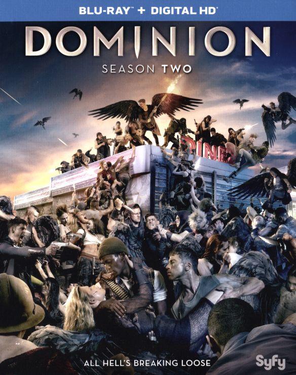 Dominion: Season Two [Includes Digital Copy] [UltraViolet] [Blu-ray] [3 Discs] 4595157