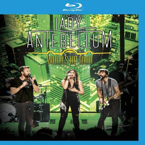 Wheels Up: 2015 Tour [Blu-Ray Disc] 4598965