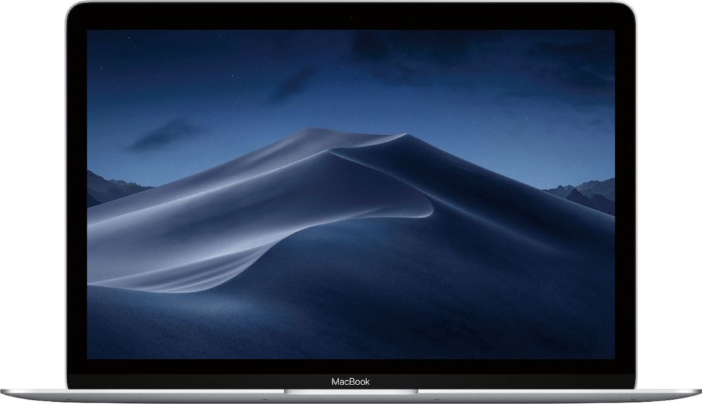"Apple MNYH2LL/A Macbook 12"" Display Intel Core M3 8GB Memory 256GB Flash Storage (Latest Model) Silver"