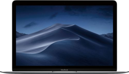 12-inch MacBook: 1.3GHz dual-core Intel Core i5, 512GB - Space Gray