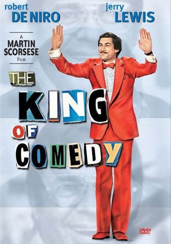 The King of Comedy [DVD] [1983] 4599429