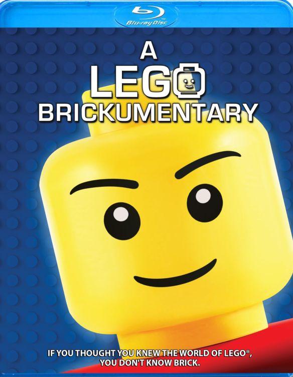 A LEGO Brickumentary [Blu-ray] [2014] 4601303
