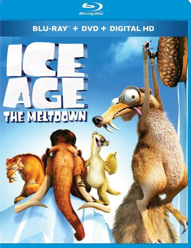 Ice Age: The Meltdown [Blu-ray/DVD] [ 2 Discs] [2006] 4601305