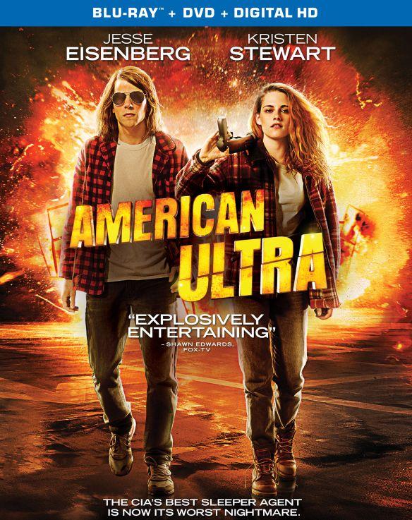 American Ultra [Blu-ray] [2015] 4601307