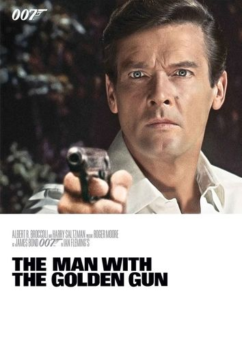 The Man with the Golden Gun [DVD] [1974] 4601310