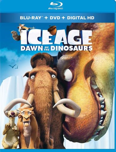 Ice Age 3: Dawn of the Dinosaurs [Blu-ray/DVD] [2 Discs] [2009] 4601311
