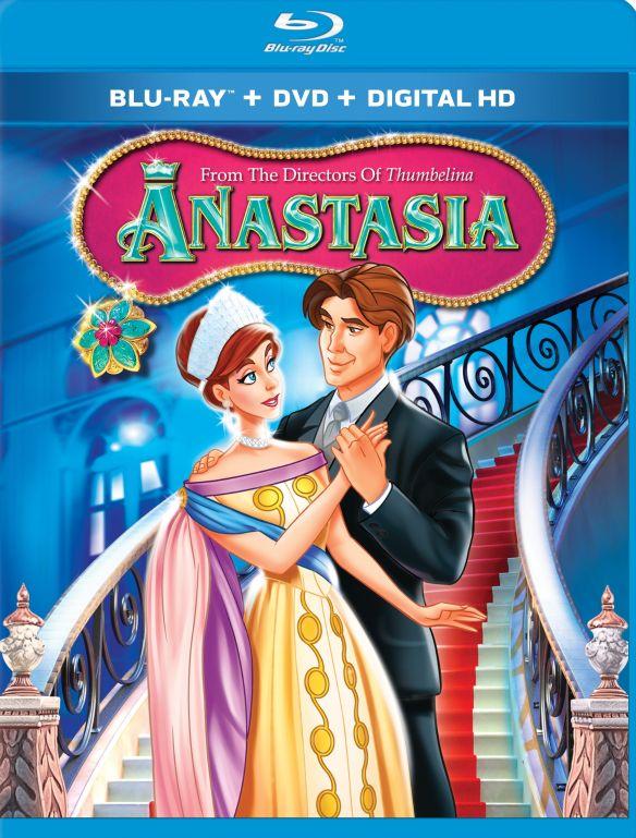 Anastasia [Blu-ray/DVD] [2 Discs] [1997] 4601324