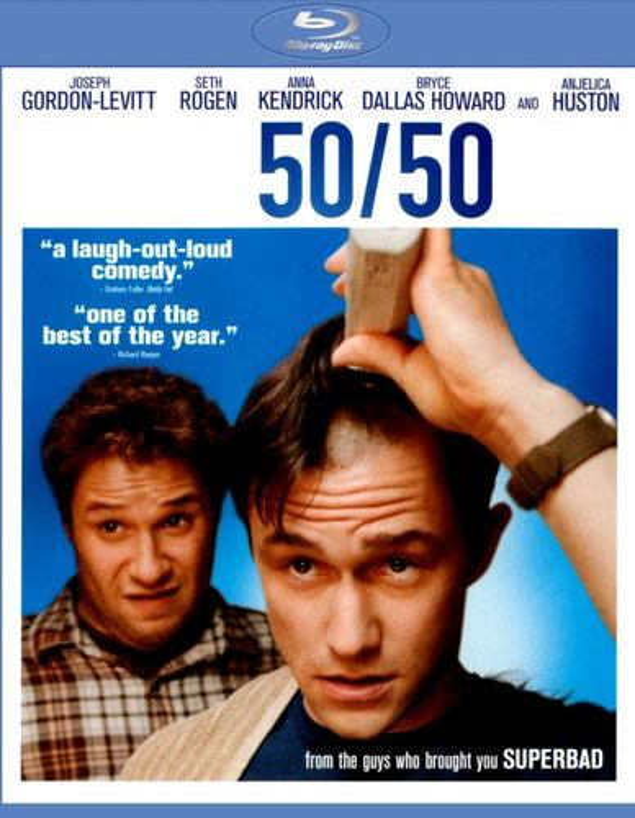 50/50 [Blu-ray] [2011] 4601847