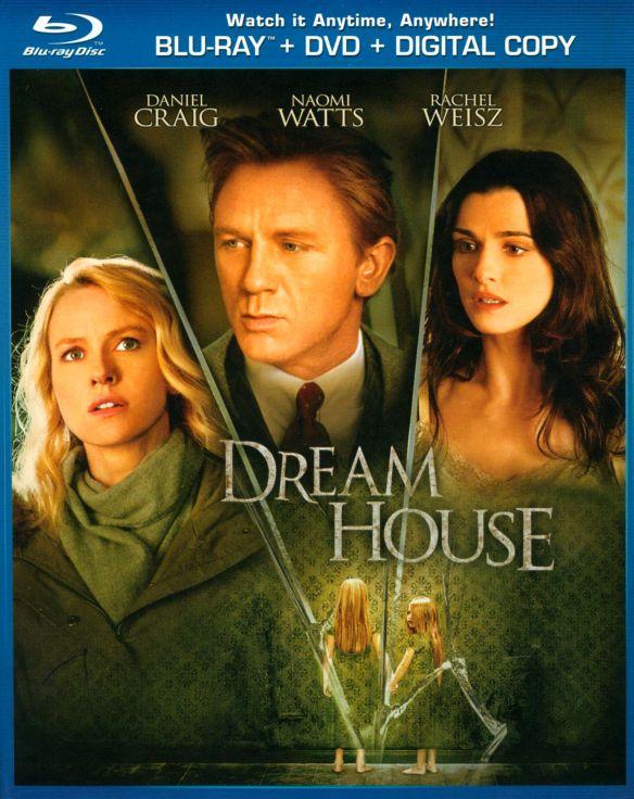 Dream House [2 Discs] [Includes Digital Copy] [UltraViolet] [Blu-ray/DVD] [2011] 4601947