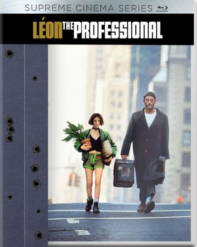 Léon: The Professional [Limited Edition] [Includes Digital Copy] [UltraViolet] [Blu-ray] [1994] 4610409