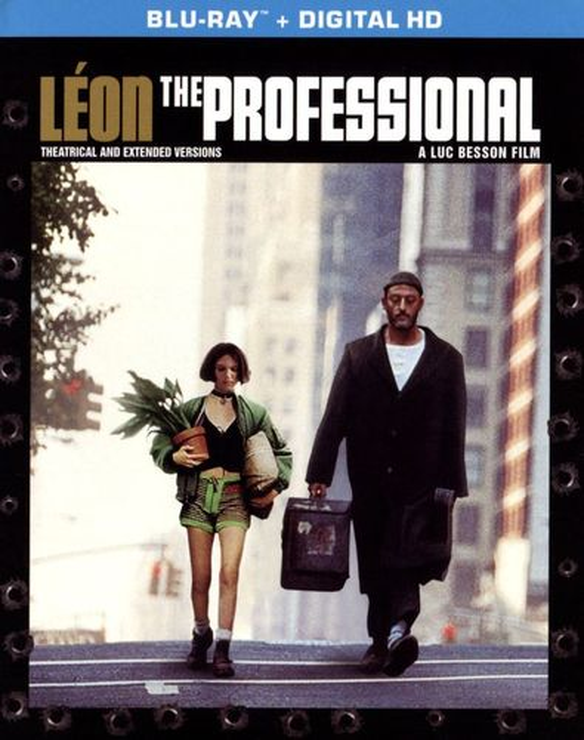 Léon: The Professional [Includes Digital Copy] [UltraViolet] [Blu-ray] [1994] 4610410