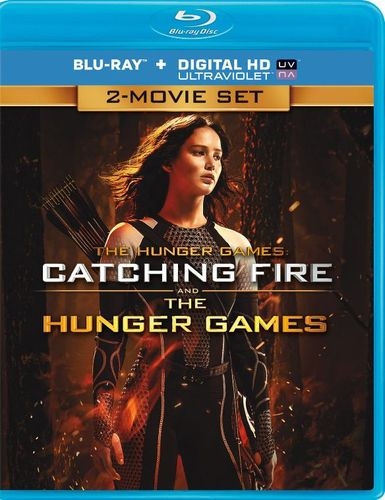 The Hunger Games: Catching Fire/The Hunger Games Double Feature [Blu-ray] 4612003