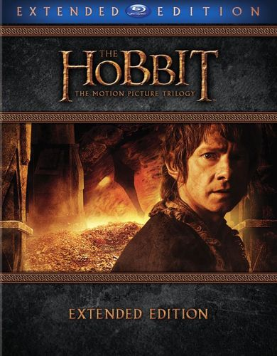 The Hobbit: The Motion Picture Trilogy [Extended Edition] [Blu-ray] 4612100