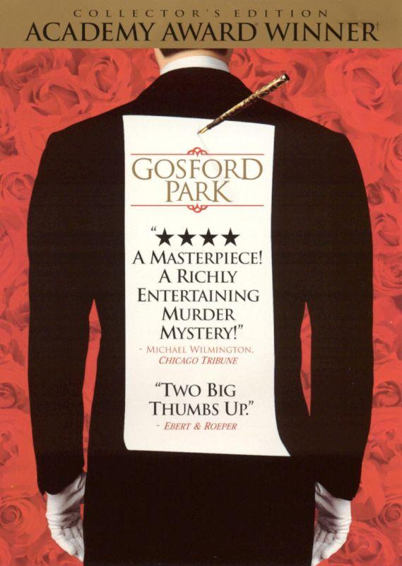 Gosford Park [DVD] [2001] 4613074