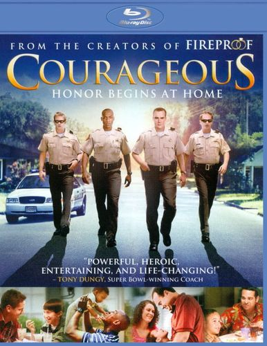 Courageous [Blu-ray] [Includes Digital Copy] [UltraViolet] [2011] 4614787