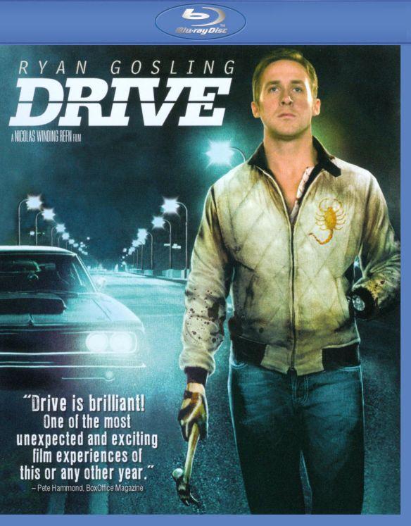 Drive [Blu-ray] [Includes Digital Copy] [UltraViolet] [2011] 4614796
