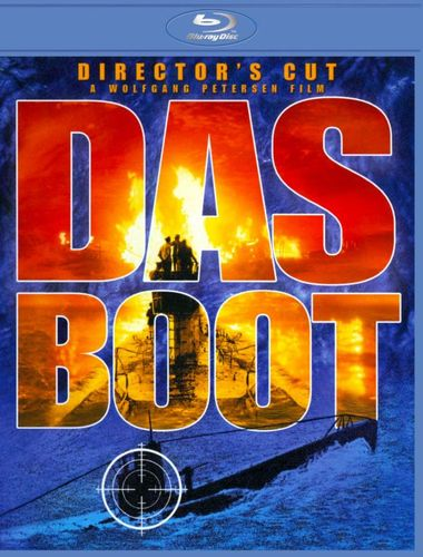 Das Boot: The Director's Cut [Blu-ray] 4614823