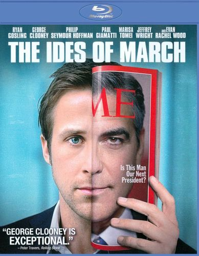 The Ides of March [Blu-ray] [Includes Digital Copy] [UltraViolet] [2011] 4614832