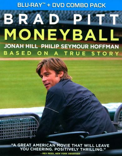 Moneyball [Blu-ray/DVD] [Includes Digital Copy] [UltraViolet] [2011] 4614869