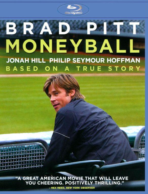 Moneyball [Blu-ray] [Includes Digital Copy] [UltraViolet] [2011] 4614878